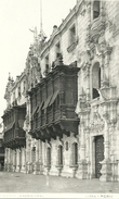 PERU'  Vera Foto---PALACIO ARZOBISPAL - Perù