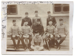 AUSTRIA / HUNGARY - WW1,  K.u.K. GALIZIEN / BUKOWINA, OFICIERS - Guerra 1914-18