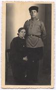 REAL PHOTO, WW2 - CIRCASSIAN / CAUCASUS, REAL PHOTO - Guerra 1939-45