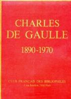 CHARLES DE GAULLE FORMAT 24.5 X 32.5 Cm - Historical Documents