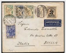 Grecia/Greece/Grèce: Storia Postale, Histoire Postale, Postal History - Greece