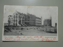 BELGIQUE FLANDRE OCCIDENTALE OOSTDUINKERKE-BAINS VILLAS ET HOTELS - Oostduinkerke