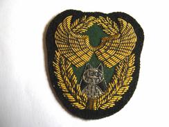 INSIGNE TISSUS PATCH DRAGONS PARACHUTISTES 13° RDP (CANNETILLE)  ETAT EXCELLENT - Esercito
