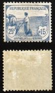 N° 151 ORPHELIN 25c+15c Neuf N* TB Cote 90€ - Unused Stamps