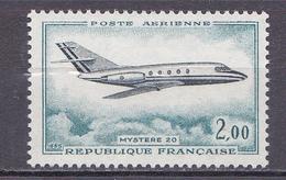 N° 42 Poste Aérienne: Mystère 20 Timbre Neuf Sans Charnière - 1960-.... Nuevos
