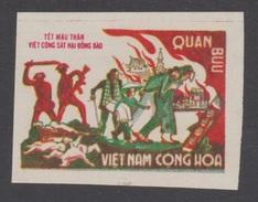 S.VIETNAM     MILITARY  SYAMP  SCOTT N°M3 **MNH  No Gum As Issued  Réf  H255 - Vietnam