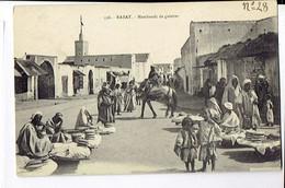 40834 - Rabat - Marchands De Galettes - Rabat