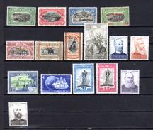 1915-52   Séries Et Dépareillés, Entre 64 Et 326*, Cote 32 €, - Congo Belge