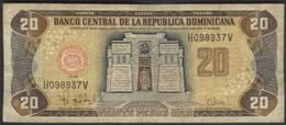 Dominikanische Republik - 20 Pesos Oro - 1998 - Dominikanische Rep.