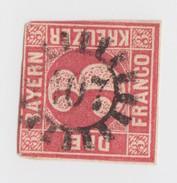 ALLEMAGNE BAVIERE 3Pf.  407 HILPOLTSTEIN  /  4821 - Bayern