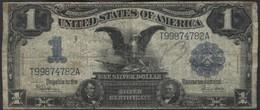 Vereinigte Staaten One Dollar 1899 Silver Certificate - Silver Certificates (1878-1923)