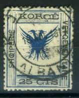 ALBANIE ( POSTE ) : Y&T  N°  49  TIMBRE  TRES  BIEN  OBLITERE , A  VOIR . - Albania