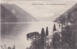 Lago Di Lugano - Oria Del Piccolo Mondo Antico (931) * 15. 10. 1912 - Como