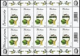 ÖSTERREICH 2014 ** Weinregion Wachau / Riesling - Kleinbogen MNH - Wein & Alkohol