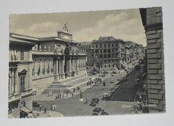 ROMA - Via Nazionale - Palazzo Delle Esposizioni - Animata - Mostre, Esposizioni