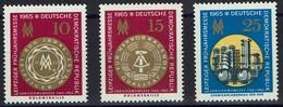 DDR 1965 - MiNr 1090-1092 - Leipziger Frühjahrsmesse - Ungebraucht