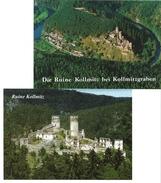 1061e: 2 AKs 3814 Ruine Kollmitz, Ungelaufen - Raabs An Der Thaya