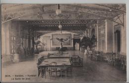 Geneve - Kursaal - La Salle De Jeux - Phototypie No. 3104 - GE Genève