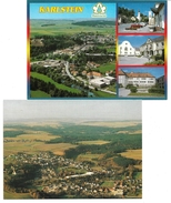 1061y: 2 AKs 3822 Karlstein, Ungelaufen - Waidhofen An Der Thaya