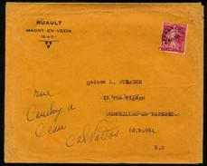 France Préo N° 55 S/lettre - Cote 25 Euros - TTB Qualité - 1893-1947