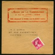 France Préo N° 59 S/ Bande - Cote 60 Euros - TTB Qualité - 1893-1947
