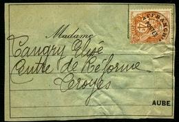 France Préo N° 40 S/bande - Cote 45 Euros - TTB - 1893-1947