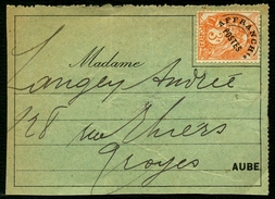 France Préo N° 39 S/bande - Cote 45 Euros - TTB - 1893-1947