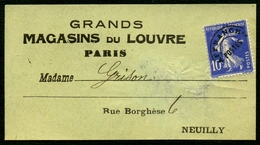 France Préo N° 52 S/ Bande - Cote 20 Euros - TTB - Precancels