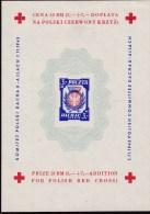 Dachau 1945 Sheet Of One Watermark Imperf - 1939-44: World War Two