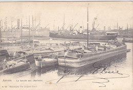 Anvers - Le Bassin Aux Charbons (animatie, Héliotypie De Graeve, Précurseur) - Antwerpen