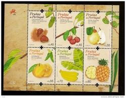 Portugal ** &  Fruit, Portugal 2015 (1) - Ungebraucht