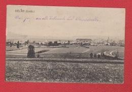 Delme  --  Cachet Landsturm Bataillon Kaiserslautern - France