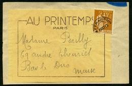 France Préo N° 71 S/ Bande - Cote 40 Euros - TTB Qualité - 1893-1947