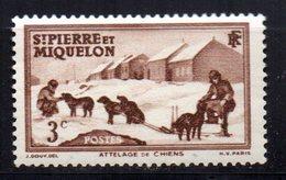 1/ Saint Pierre Et Miquelon SPM  N° 168  Neuf  XX  MNH  Cote : 0,50 € - Nuovi