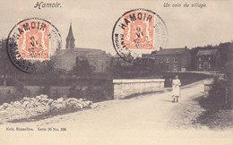 Hamoir - Un Coin De Village (animée, 1947) - Hamoir