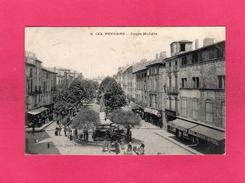 34 HERAULT, PEZENAS, Cours Molière, Animée, 1909, (Rendariès) - Pezenas