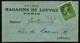 France Préo N° 49 S/bande - Cote 80 Euros - TTB - 1893-1947