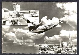Austria, Vienna, Wien, Plane, Flugzeug, Austrian Airlines, Used - 1946-....: Moderne