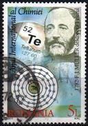 Romania 2011 1  V Used International Year Of Chemistry  F.J.Muller Tellurium  Chemical Element - Scheikunde