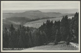 Stöberhai, Blick Auf Ravensberg, Niedersachsen, C.1920s - Stengel AK - Germany