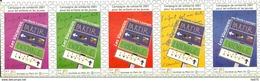 HB-A 040 Série D´autocollants JPA 2001 - Stickers
