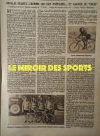 1928 JEUX OLYMPIQUE LISTE COMPLETE DES SPORTIFS FRANCAIS - COUPE DAVIS - NICOLAS FRANTZ TOUR DE FRANCE - BOXE TUNNEY - Kranten