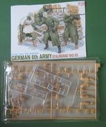 INF  6e ARMEE - Figurines