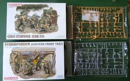 LOT 2 BTES STURMPIONNERS FRONT EST - Figurines