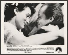 Meryl Streep & Jack Nicholson, Heartburn - UK Press Photo, 1986 - Photographs
