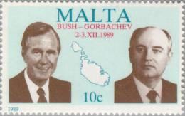 Malte Malta  1989 Yvertn° 809 *** MNH Cote 2,50 Euro - Malte