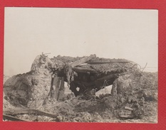 Environs De Reims  --  Poste D Observation Détruit  Du Hoch Et Keilberg En 1918   --  Photo - Reims