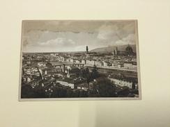 FIRENZE PANORAMA VIAGGIATA FG 1950 - Firenze