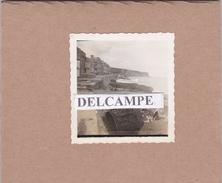 ARROMANCHES Guerre 39 / 45  - Photo Originale De La Digue Côté Ouest  ( Calvados ) - Lieux