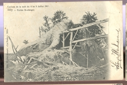 Cpa Silly  Ferme   1905 - Silly